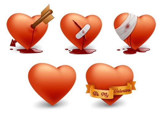 Vector-Heart-Image-With-Wings-(.AI-Source-File)