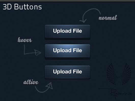 Creative Web Source Files as A Dose For Designers