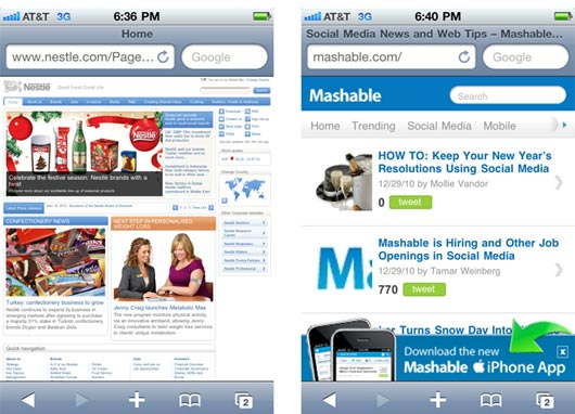Designing Your Website the Mobile Way!