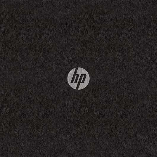 HP TouchPad Brown Leather