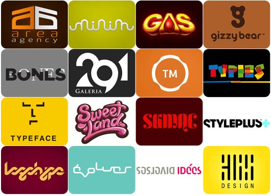 Showcase - Typographic Art Develop Influence in Logo Designs