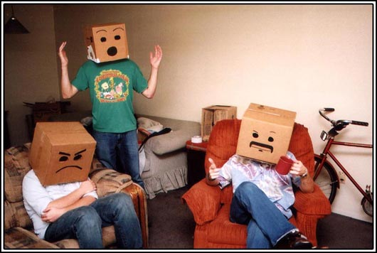 Box Brothers Family Portrait