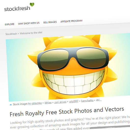 StockFresh - Amazing Stock Images for All your Design