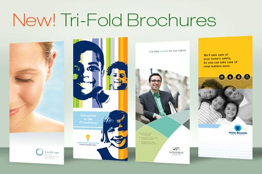 Top 10 Don'ts of Brochure Designing