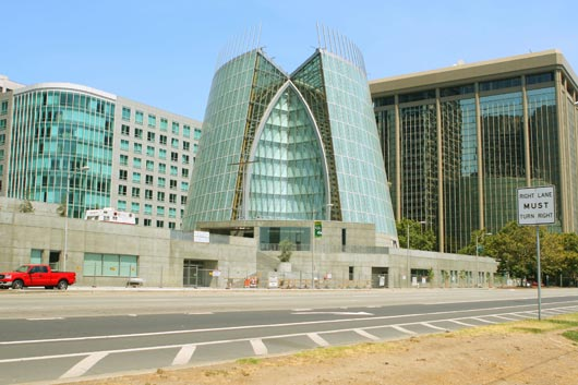 2. Cathedral of Christ the Light