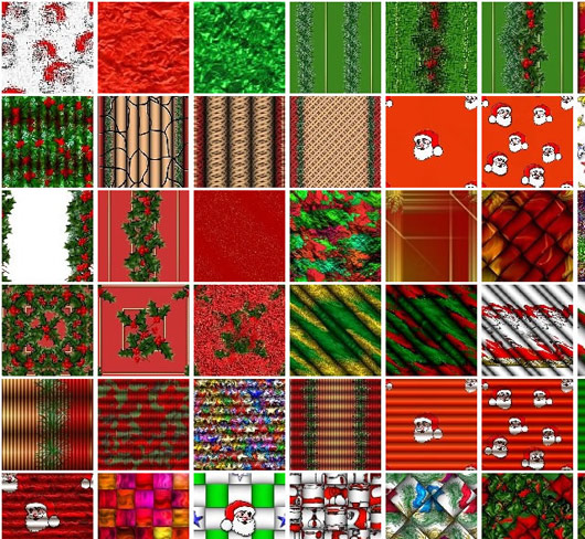 Christmas Pattern Collection (50 Patterns)