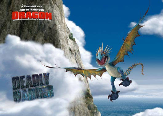 How to train your dragon.1