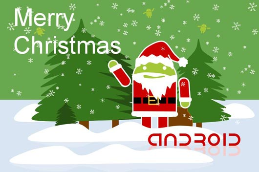 Merry Christmas Android