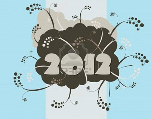Surprising New Year 2012 Wallpapers to Make Awesome Christmas Celebration