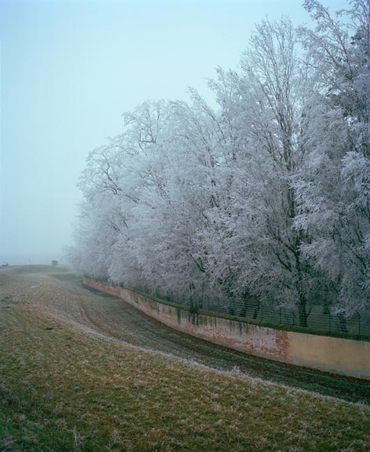 WINTER northern Italy