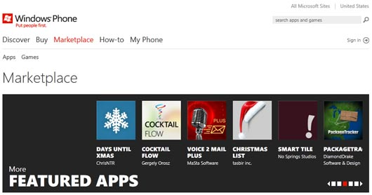 40 Free Windows Phone 7 Apps to be Prized [Marketplace]