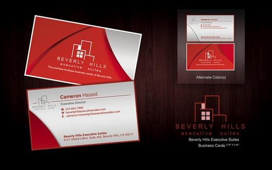 BHES Business Cards