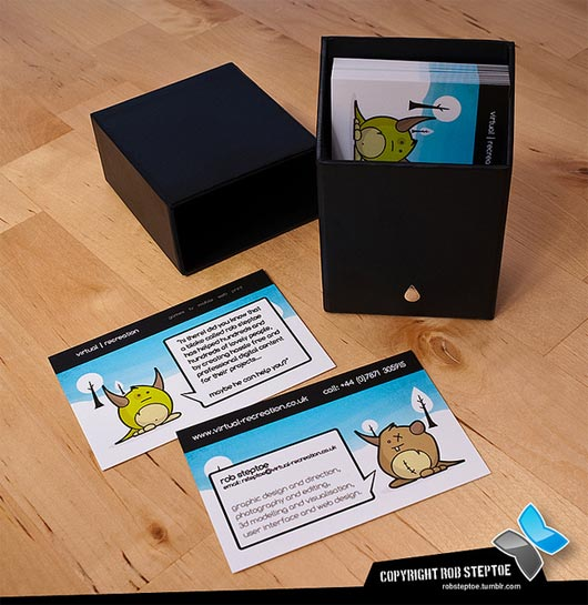 Business Cards...