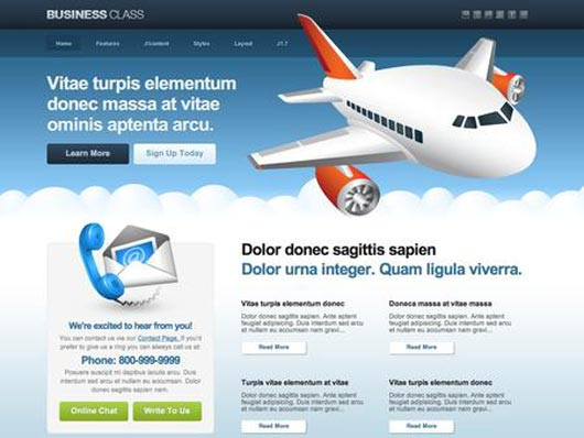 40 definitive free joomla templates cheaphphosting Image collections