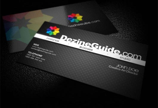 50 business cards part and parcel for a successful business free modern business card ii colourmoves