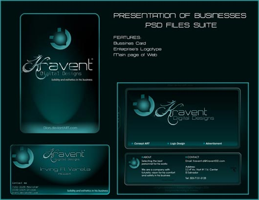 Present. of Businesses Suite