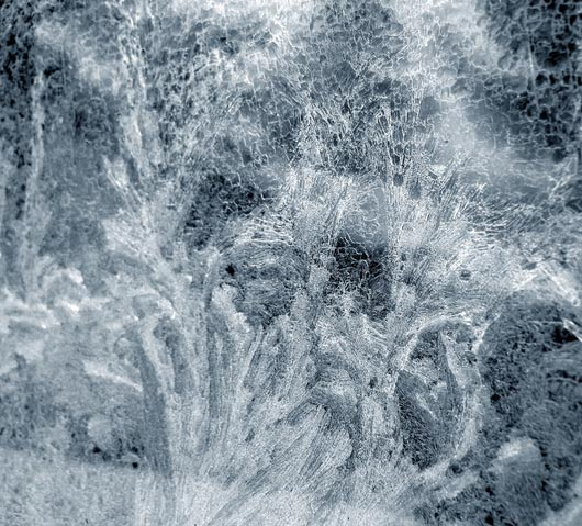 Stock  Frost Texture 1