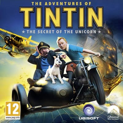 The Adventures of Tintin The Secret of the Unicorn (video game)