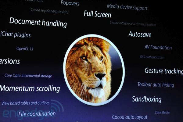 10 Awesome Features cutting-edge Mac OS X Lion