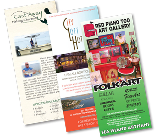 30 Ingenious Examples of Rack Cards