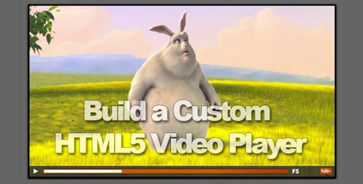 Build a Custom HTML5 Video Player: Free Premium Tutorial