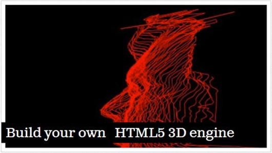Build your own HTML5 3D engine