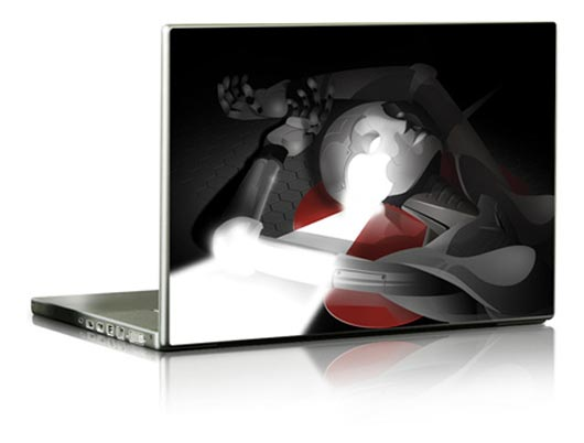 EVE01 Apple Laptop Skin