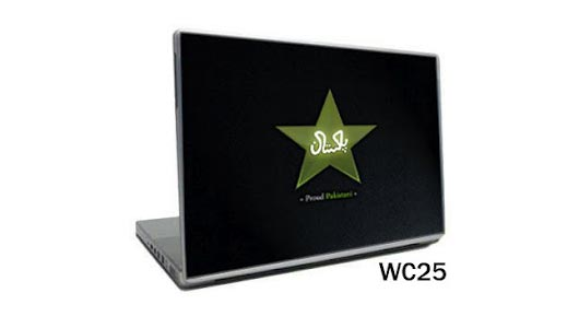 ICC World Cup 2011 Laptop Skin Pictures