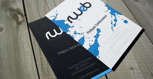 Rweb Business Cards