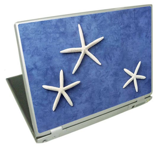 Starfish Laptop Skin