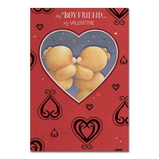 Attractive Valentine Cards to Be a Romantic Lover