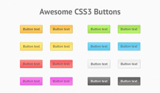 Create CSS3 Buttons Compatible with All Browsers