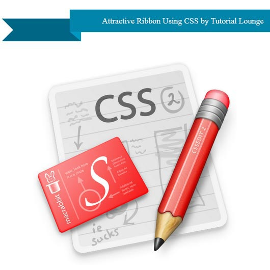 How to Create Attractive Ribbon Using CSS