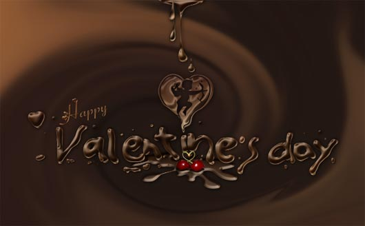 How to Create a Chocolaty Valentine's Day Card for Your Girlfriend