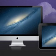 OS X Mountain Lion Wallpaper Present A New Look to Mac