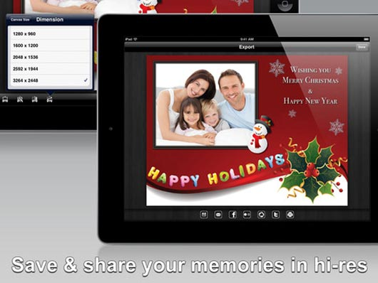 Photo Wall Pro - Collage App for iPad