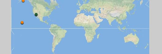 Plotting Points Using Yahoo! Maps and RSS