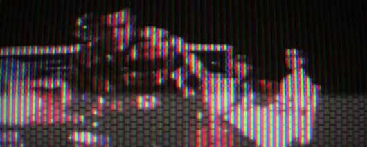 Create an Old TV Footage Effect