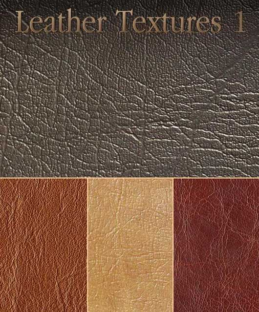 Leather Textures Pack