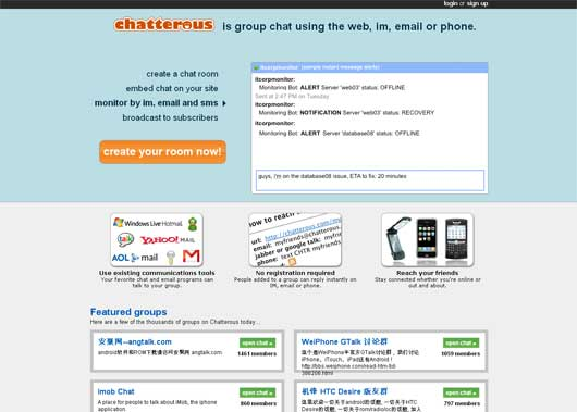 chatterous
