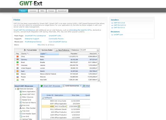 gwt-ext