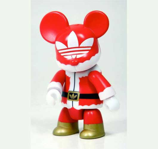 Adidas x Toy2R: Holiday Qee