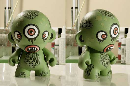Munny Commission: Front