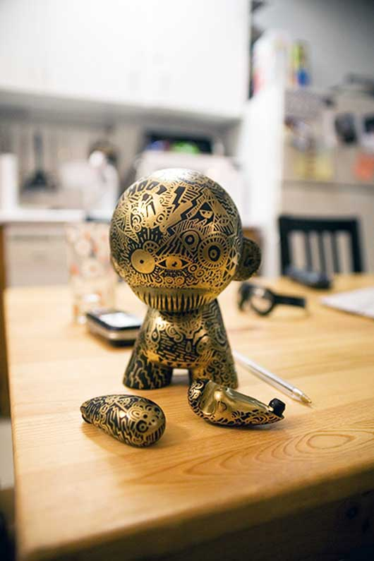 Munny Illustration