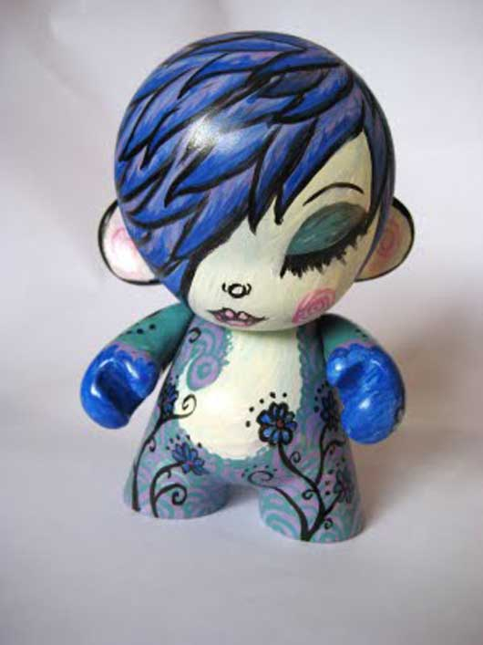 Plant a Moonlight Garden - Custom Munny