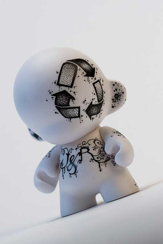 custom munny design