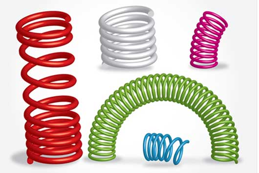 How to Create Funky 3D Springs in Illustrator