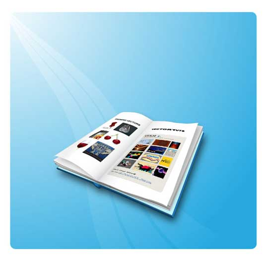 How to Create an Open Book with Illustrator's 3D Extrude & Bevel Tool
