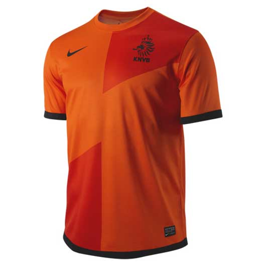 Netherlands home Euro 2012 top