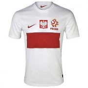 Poland Euro 2012 Home Kit